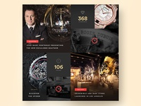 Roger Dubuis - Monthly Diary
