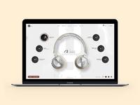 Beoplay h8 control desktop