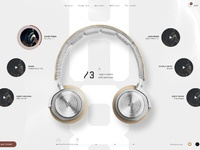 Beoplay h8 control