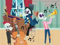 Skeleton Jazz
