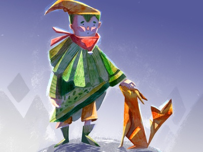 Elfo and the Fox