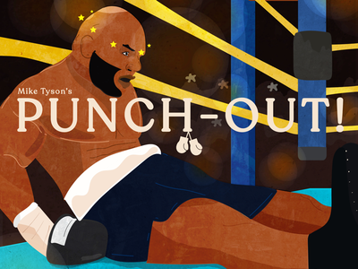 Mike Tysons punch-out!