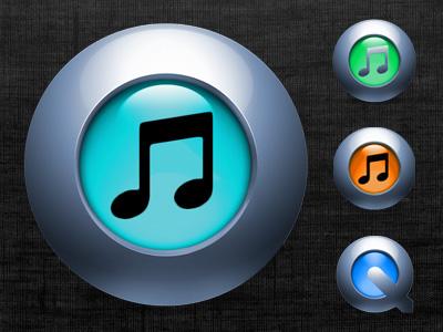 iTunes 10 Alternate Icon