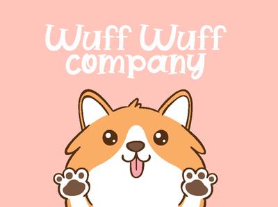 Wuff Wuff Company || Pink Bird Font