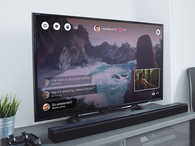 tvOS video stream living room tvos apple tv