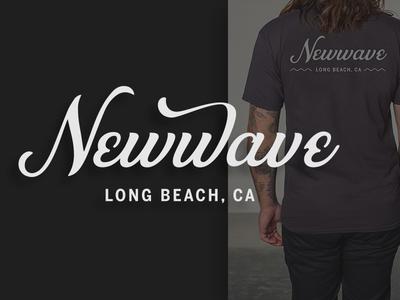 Classic cursive print shirt design design shirt typeface calligraphy cursive