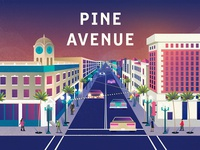 Pine Ave.