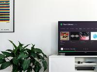 Spotify on Xbox streaming tv music xbox spotify