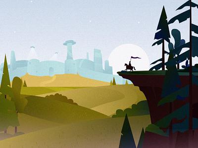 Invasion illustration