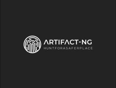 ARTIFACT NG LOGO DESIGN security logo logo