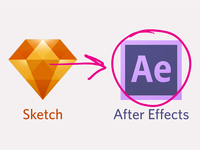 How to Convert Your Sketch Design to After Effects