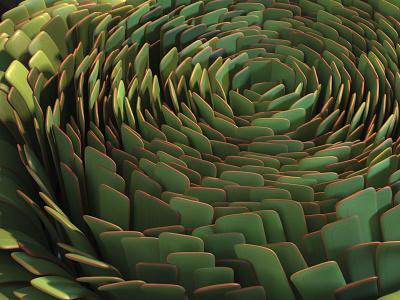 Cactus Experiment cactus redshift houdini