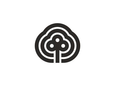 Tree logo concept design