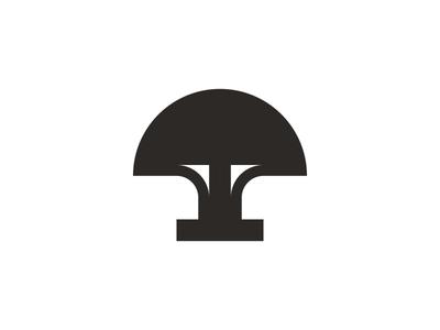 Tree logo mark