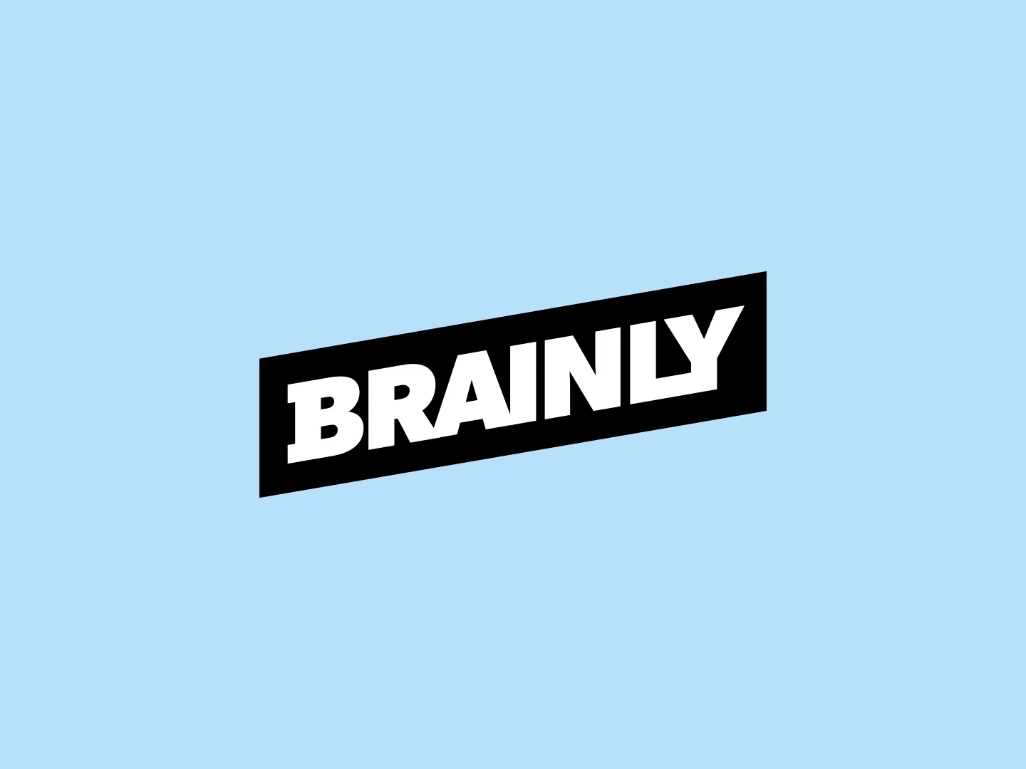 Brainly logo motion dribbble