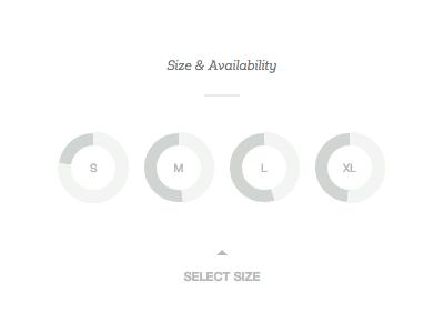 Shop.BigCartel.com ui big cartel web design e-commerce typography parallax