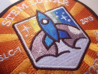 STEM Lunar Challenge Patch