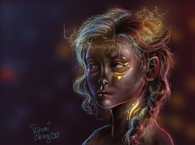 First Painting with Affinity Photo