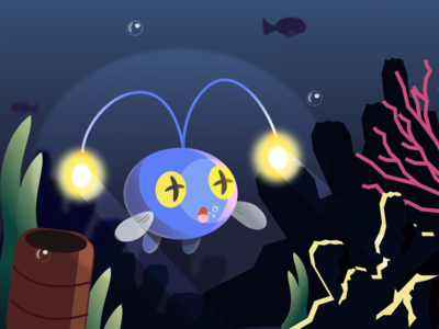 Chinchou's discoveries