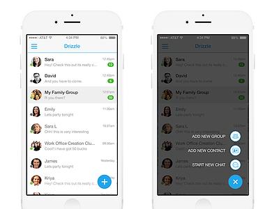 Dash Messenger chat messenger sms