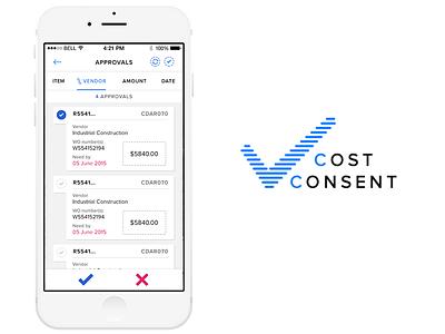Cost Consent georgia pacific corporate expense