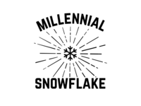 Millennial Snowflake