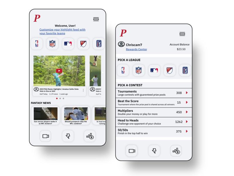 Phenom ux web design ui product design noteworthy news new illustration high-resolution high-fidelity high fidelity design