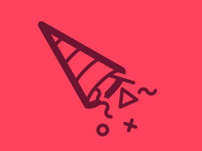 Party lerston logo icon