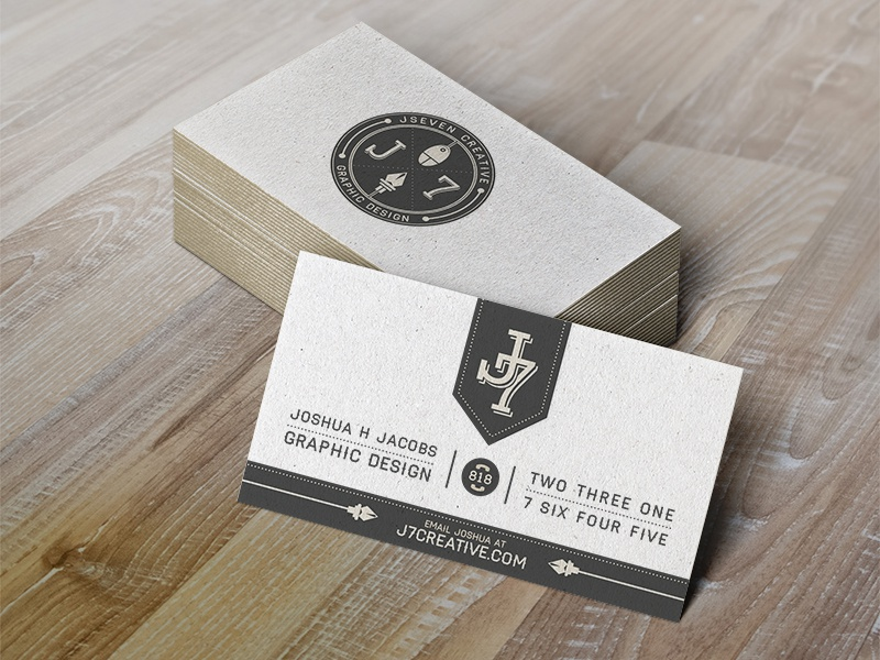Business Cards business cards cards logo branding letterpress