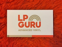 LP Guru Business Card