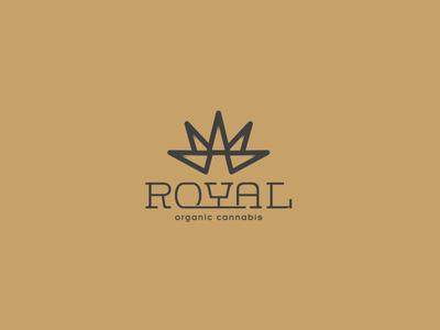 organic cannabis logo