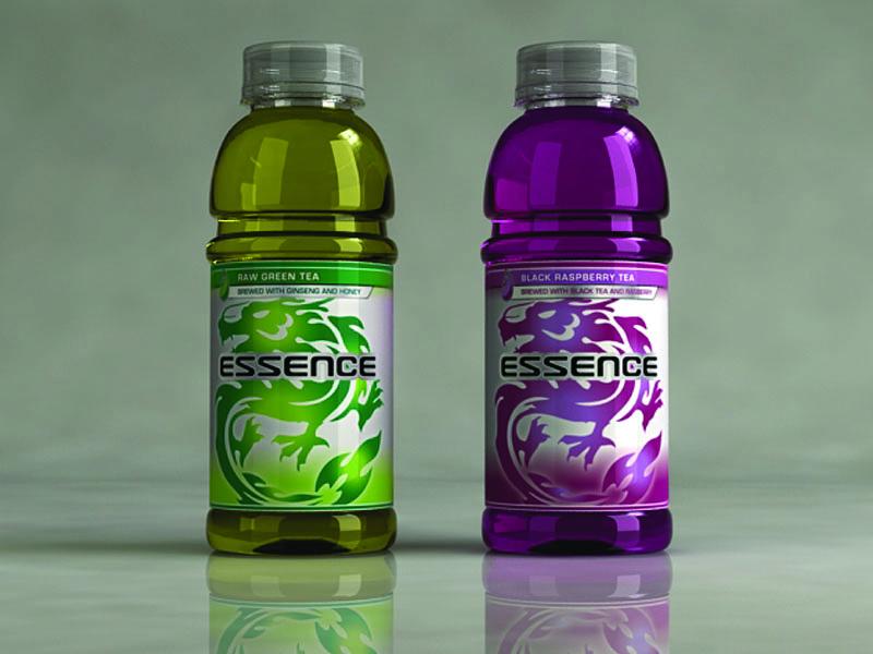 Packaging for AMPM beverage branding illustration packaging