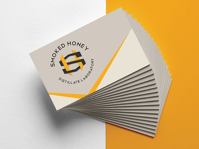 Smoked Honey business cards