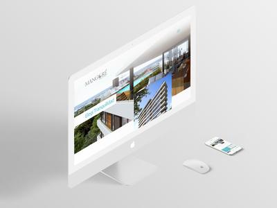 Mangoré - Real Estate Homepage