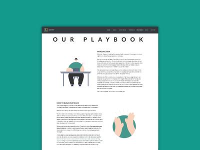 Playbook illustrations