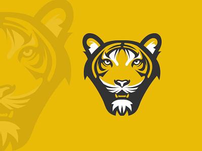 Tiger mascot clipart mascot character mascot logo mascot portait vector artwork illustration