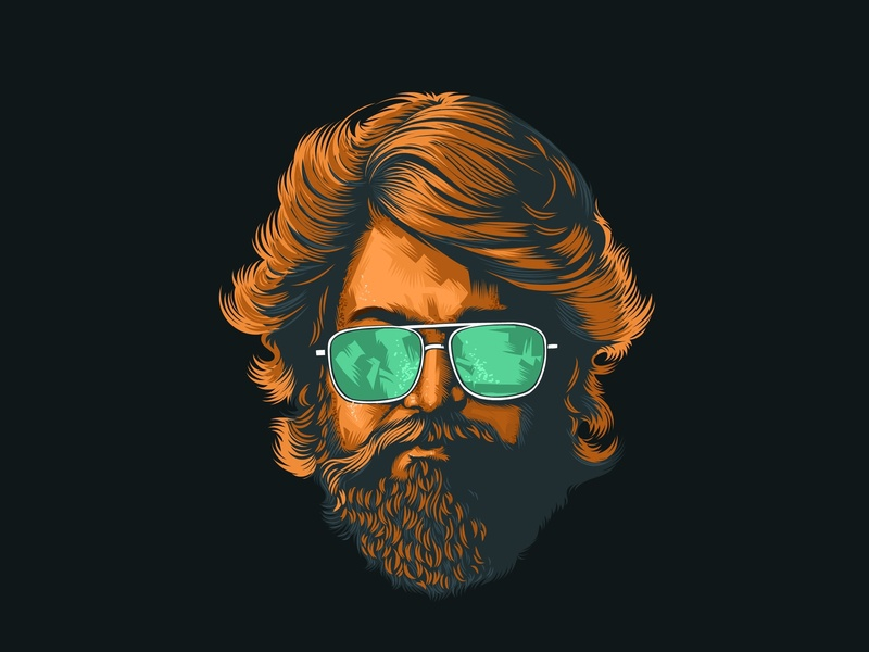 KGF by saratm on Dribbble