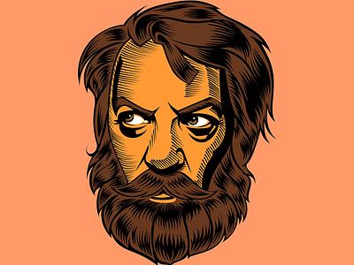 vectorart icon art vector art mascot logo flat portrait design design portait vector artwork portrait illustration graphic illustration