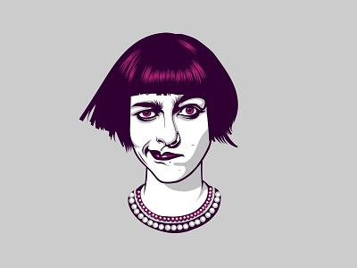 Vectorart vector art art book icon portait logo mascot logo website design graphic portrait design vector artwork portrait illustration illustration