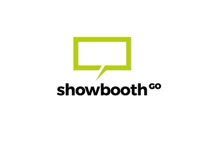 Showbooth Go New Logo logo app shop store booth apple tv digital signage tv showbooth