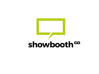 Showbooth Go New Logo logo app shop store booth apple tv digital signage tv showbooth