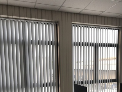 Rèm lá dọc - Vertical blinds verticalblinds officefurniture remladoc furniture