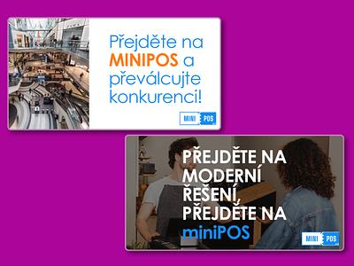 Minipos, online ads online graphic design design