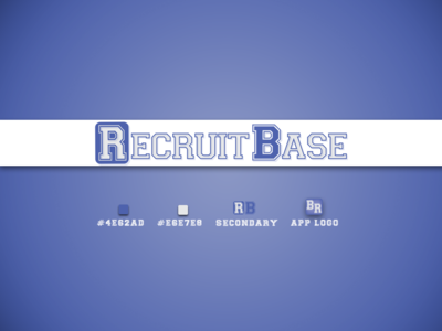 RecruitBase Logo Mock Up