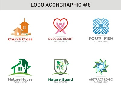 Logo Acongraphic #8
