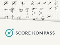 Score Kompass Logo