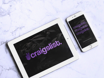 Craigslist Re-branding:
