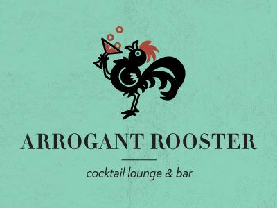 Arrogant rooster