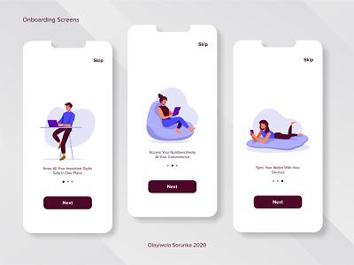 Mobile UI Design - Numbas (Pt. 2) web design uidesign typogaphy creative creative design mobile ui uiux logo product design mobile app design branding ui design ui graphic design design