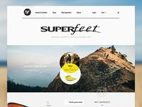 Superfeet concept